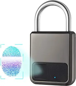 Fingerprint Padlock by ZHIXIN