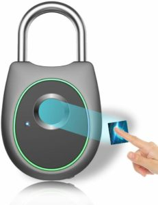 Swiftfinder Smart Touch Fingerprint Padlock