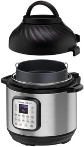 Best combination pressure cooker and air fryer