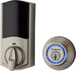 Kwikset - Kevo 99250-202 Kevo 2nd Gen Bluetooth Touch-to-Open Smart Door Lock