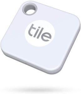 Tile Mate (2020) 1-pack - Bluetooth Tracker, Keys Finder and Item Locator for Keys, Bags